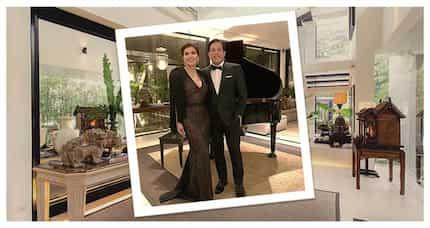 Sosyalin talaga! Top 4 Super rich Pinoy celebrities na super bongga ang bahay, may pa elevator pa
