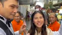 Video of Gabby Concepcion fixing Sanya Lopez's hair prior to shoot goes viral