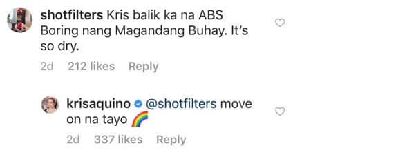Kris Aquino bravely responds to netizens who asked her about returning to ABS-CBN