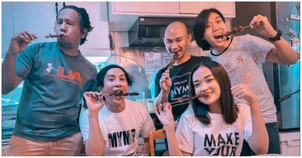 """MYMP's Chin Alcantara, ibinunyag na """"na-Daryl Ong"""" sila ng ABS-CBN"""