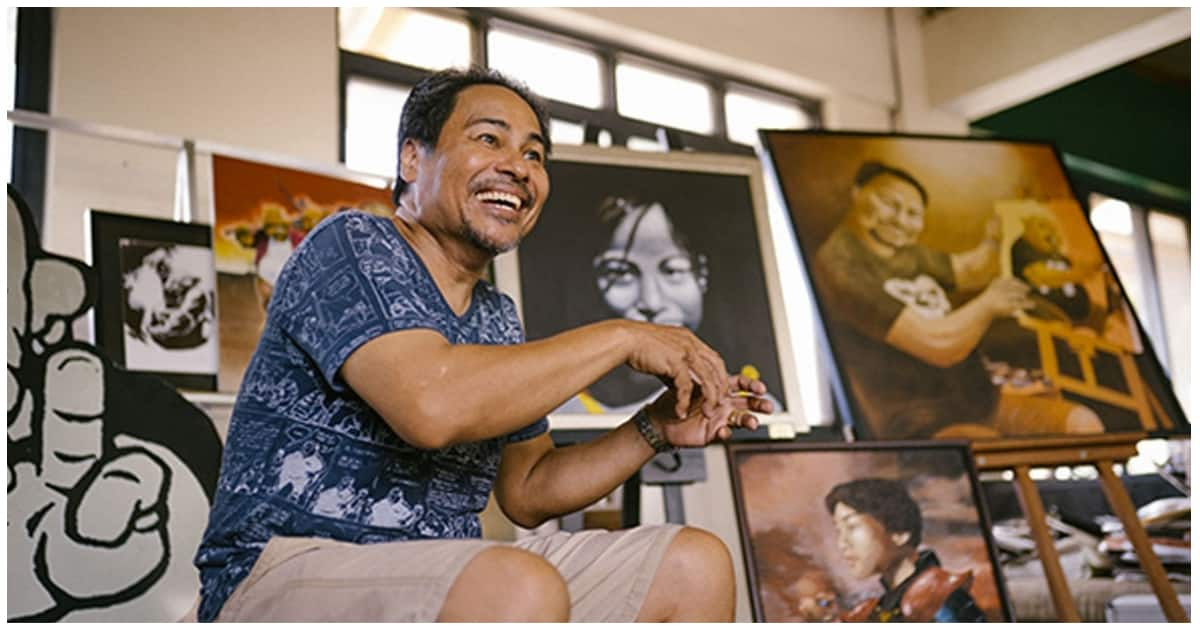 """The man behind the famous """"Pugad baboy"""" comic"""