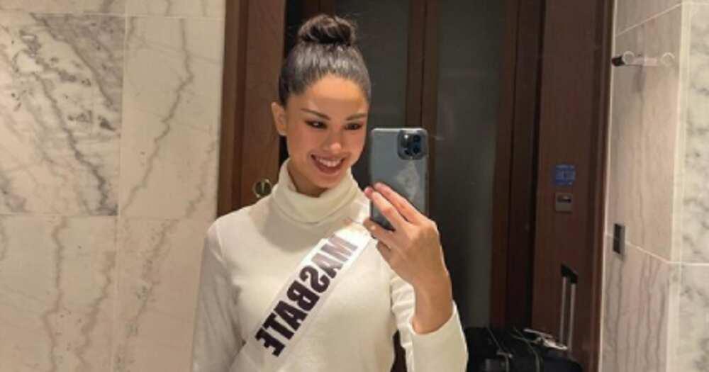 "Kuya Kim Atienza reacts to GMA News' post on MUP 2021: ""Si Kisses ang bet ko"""