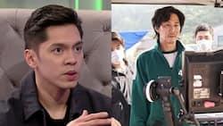Carlo Aquino, malugkot sa naudlot niyang role sa hit Korean series na 'Squid Game'