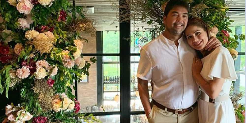 Natagpuan ang forever! Maritoni Fernandez finally gets married at 51
