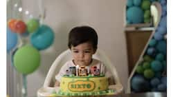 Marian Rivera, Dingdong Dantes share glimpse of Ziggy's 2nd birthday celebration
