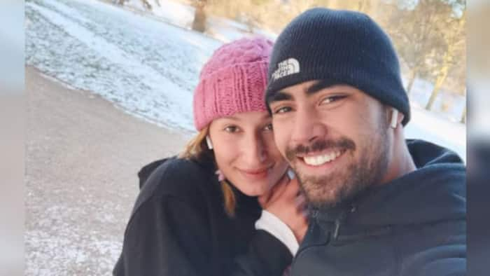 """""""Proud of this babe,"""" Clint Bondad greets girlfriend on Valentine's Day"""