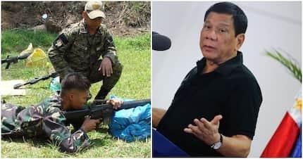 Nagsalita na ang mga netizens sa nais ni Pangulong Duterte na ibalik ang ROTC