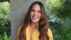 """KC Concepcion thanks Sarah Geronimo for her housewarming gift: """"freshly baked"""""""