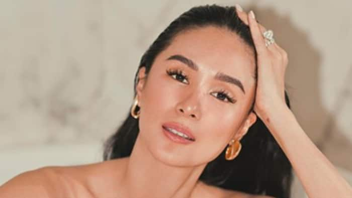 Heart Evangelista responds to netizen's intriguing comment about her paintings