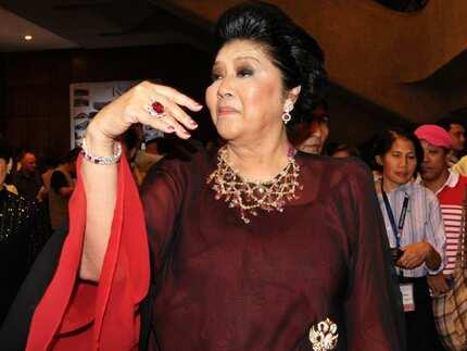 Netizens react to PNP not sending CIDG agents immediately to arrest Imelda Marcos