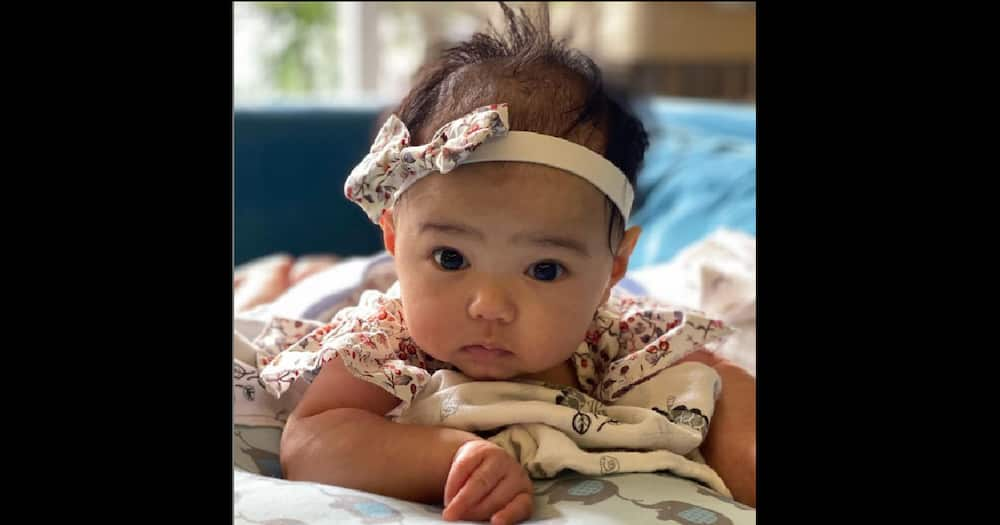 Iya Villania's adorable baby daughter Alana gets potty-trained at 4 months old