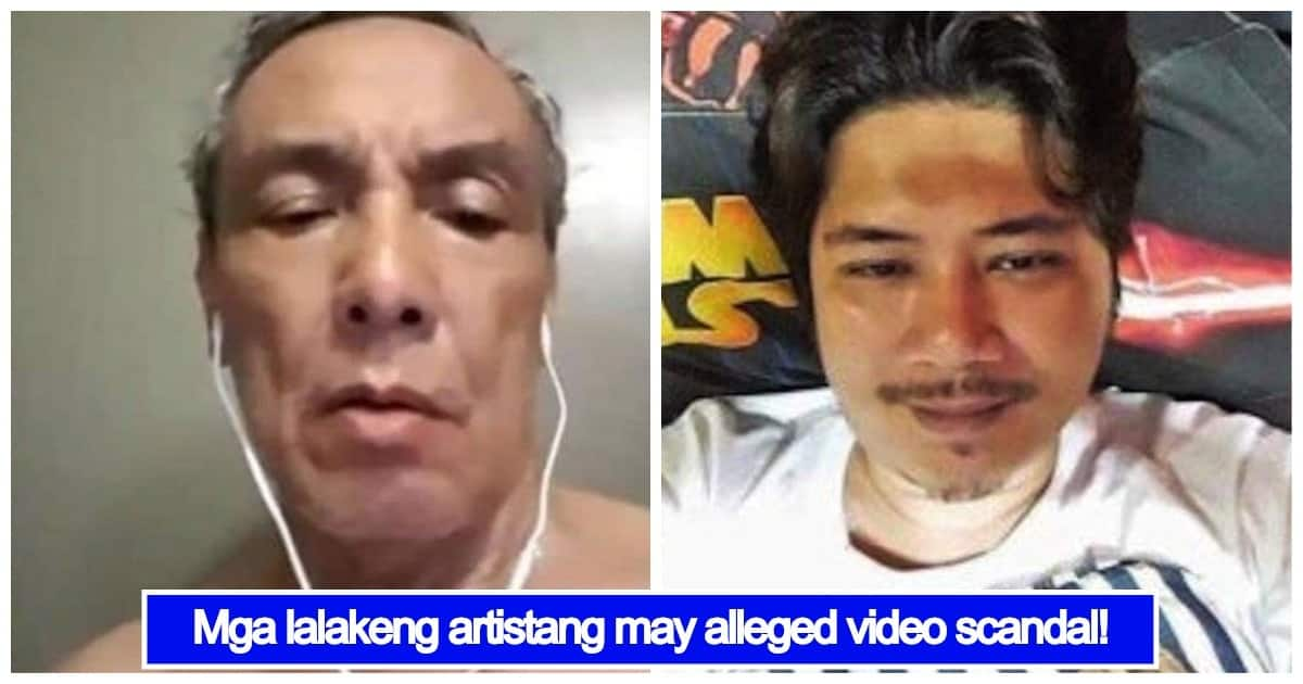 5 Pinoy Male Celebrities Na Diumano'y Nasangkot Sa Video