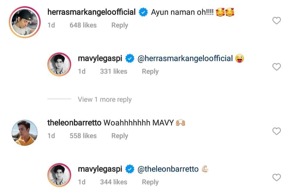 Mavy Legaspi, nag-post ng pic ni Kyline Alcantara; celebs, kinilig ng todo