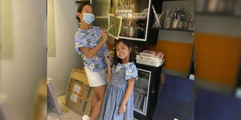 """Andrea del Rosario opens up about daughter's life-threatening condition, """"buhol-buhol ang bituka niya"""""""