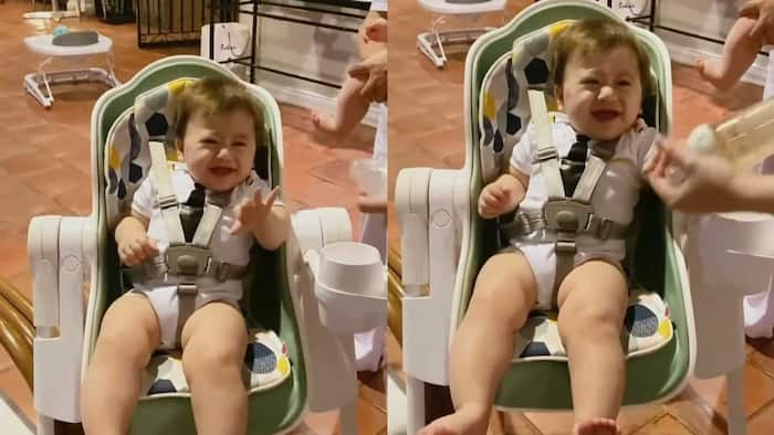 Janella Salvador's son baby Jude's contagious laughter in a viral video spreads good vibes