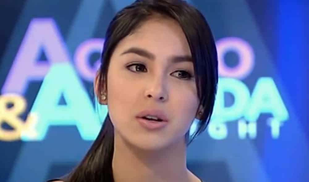 Julia Barretto recalls moment when Mr. M fined her P10,000 over Star Magic Ball incident