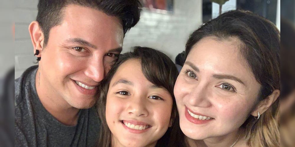 Photos of Paolo Ballesteros ex-gf and beautiful daughter go viral