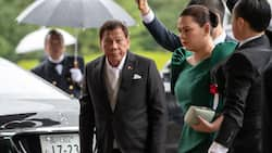 Pres. Duterte says the presidency is not for women; discourages Sara