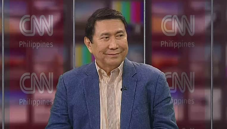 Ramon Tulfo wants corrupt Customs officials to be 'executed'