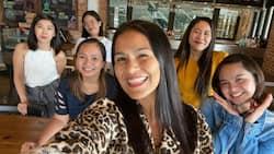 Iza Calzado reunites with brave nurses who took care of her in battle vs COVID-19
