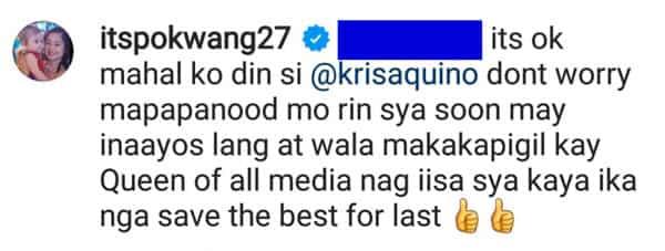 """Di pinalampas! Pokwang reacts to netizen who called TV5 shows as """"basura"""""""