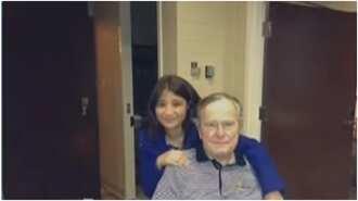 Pinay nurse, 1 sa mga nag-alaga at napalapit kay dating US Pres. George H.W. Bush