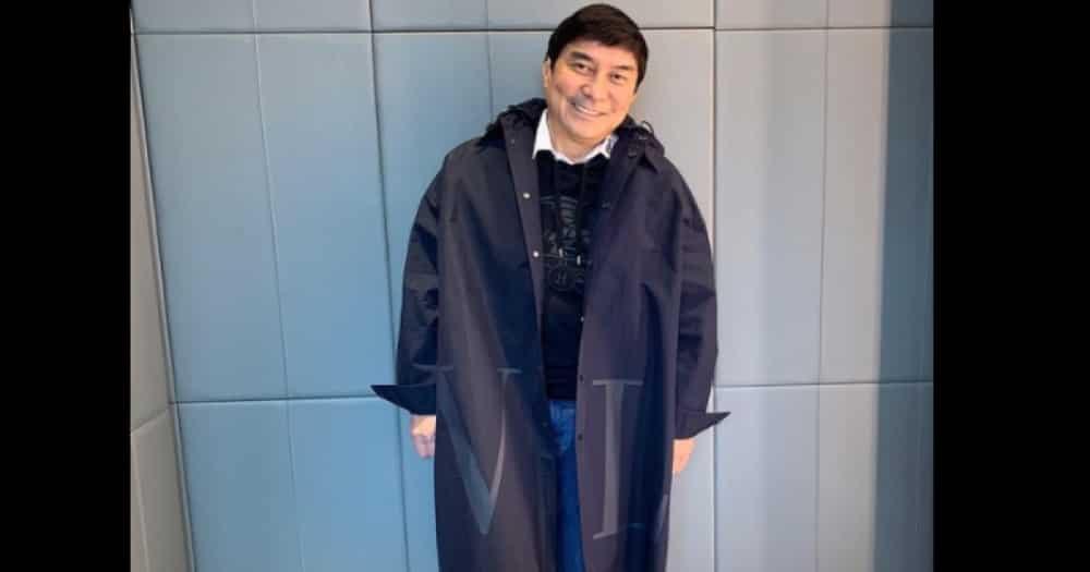 Raffy Tulfo's grandson becomes an instant little celebrity