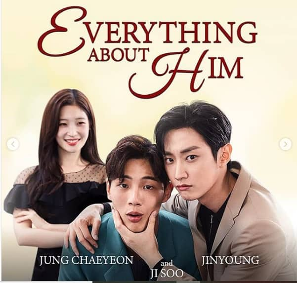 Ji Soo, Jung Chae-yeon, at Jung Jin-young, recreate famous Pinoy movie posters!