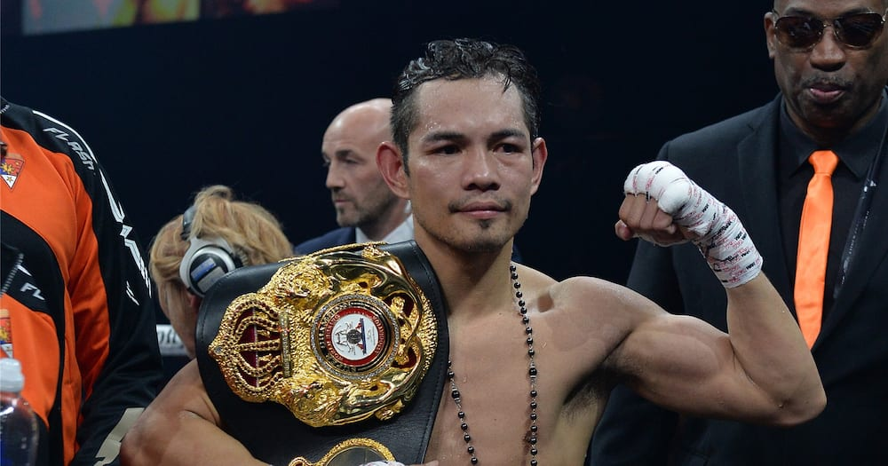 Nonito Donaire tests positive for COVID-19 few days before his fight