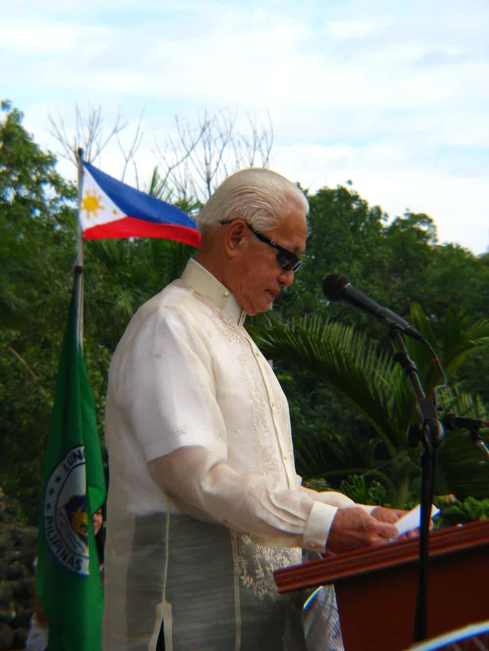 Dating Manila Mayor Alfredo Lim, sinugod sa ospital dahil sa COVID-19