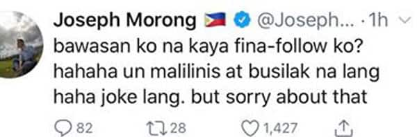 GMA news reporter trends after accidentally revealing 'embarrassing' account he's following