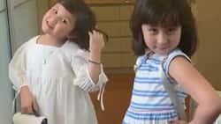 Scarlet Snow Belo's adorable new modeling video goes viral