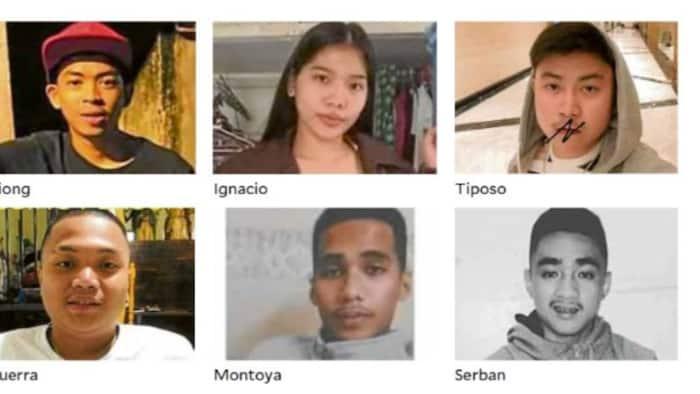 Pasay City, naalarma sa pagkawala ng 9 na residenteng may edad 15-23
