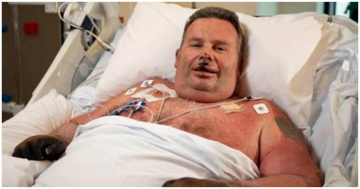 Isang simpleng sore throat lang, nauwi sa coma at pagkaputol ng mga kamay at legs