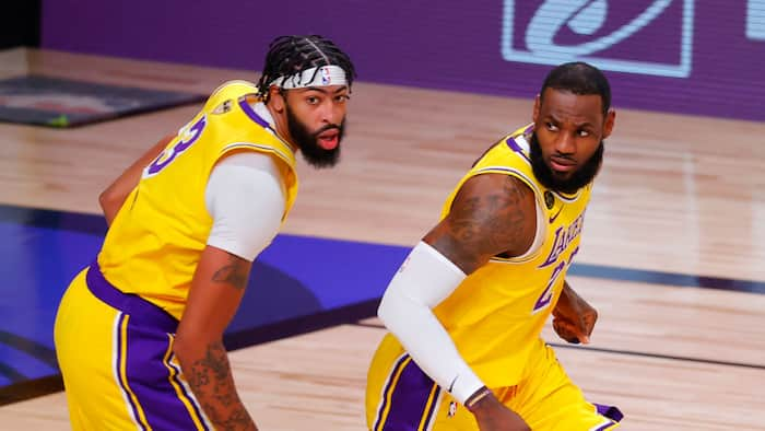 Lakers defeats Heat as Anthony Davis dominates his first-ever NBA Finals game