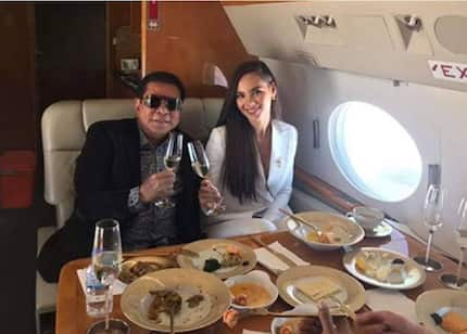 Chavit Singson finally confirms ownership of Miss Universe PH franchise