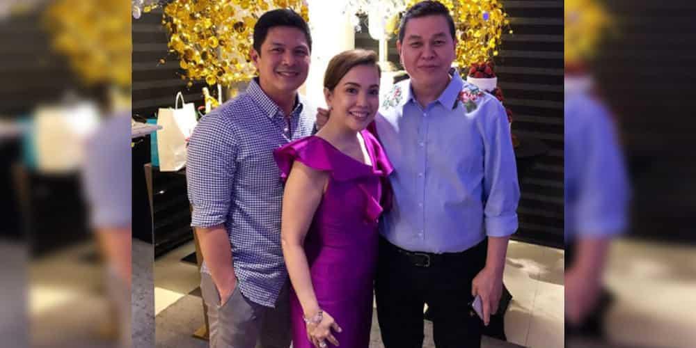 Rumored ex-girlfriend of Raymart Santiago of 4 years is a cousin of former Sen. Loren Legarda