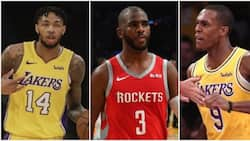 Lakers-Rockets game, nauwi sa pisikalan at suspension