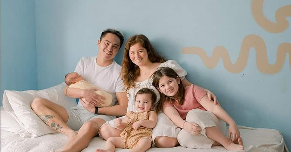 Andi Eigenmann admits to being nervous when her kids try new things
