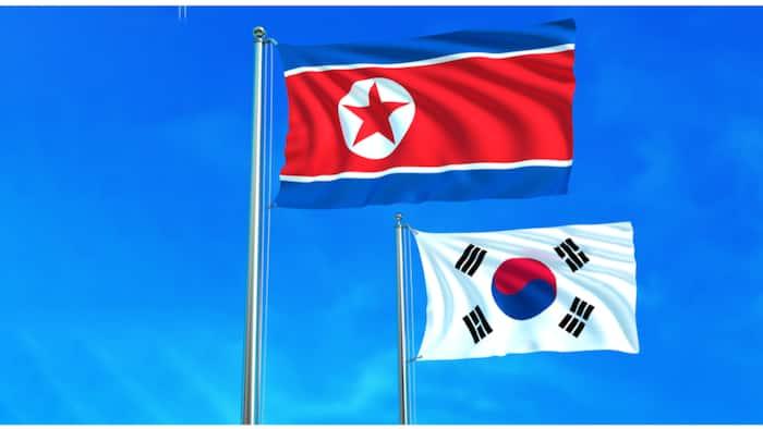 North Korea fires multiple gunshots towards a guard post in South Korea