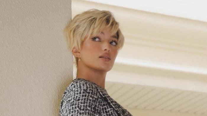 Sarah Lahbati rocks pixie haircut; celebrities get stunned
