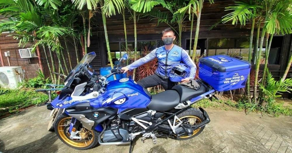 Dingdong Dantes' riders thrill like the boss himself, according to Lolit Solis