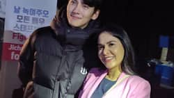 Jinkee Pacquiao lauds Manny Pacquiao for setting up a meeting with her favorite Korean actor, Ji Chang-wook