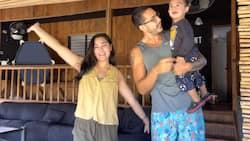 Gwen Zamora, David Semerad gives epic tour of their provincial cabin