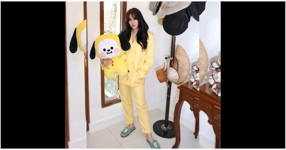 Arci Muñoz displays BTS-inspored haul: 'Nabudol ako ng matindi'