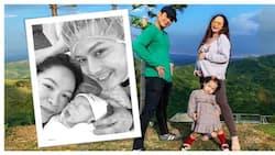 Joseph Bitangcol at misis, masayang winelcome ang kanilang baby boy