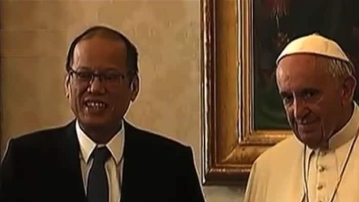 Pope Francis, nalungkot nang malamang pumanaw na si Noynoy Aquino