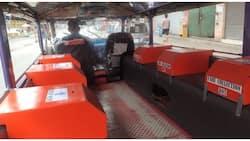 """""""Honesty Jeepney"""" para sa """"new normal"""", handa nang pumasada sa Cagayan de Oro City"""