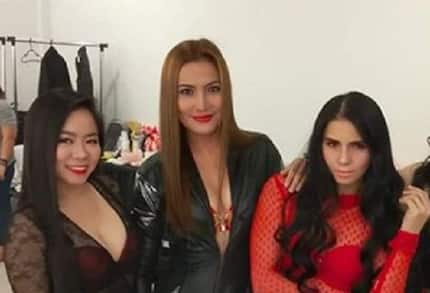 'Sexbomb Ivy' gets arrested in buy-bust operation; Sexbomb Girls react!