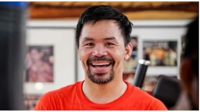 Mystery donor ng Php200,000 para sa PWD ng RTIA, nahulaang si Manny Pacquiao